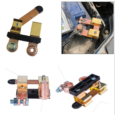 Auto Battery Disconnect Knife Blade Switch Side Post Terminal Car Shut Off
