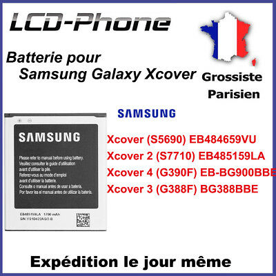 Batterie Samsung Galaxy Xcover 2/3/4 (S5690)(S7710)(G388F)(G390F)