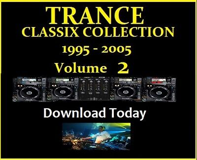 TRANCE CLASSICS Volume 02 - DOWNLOAD Today - DJ Collection 320kps MP3 Music