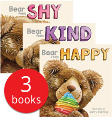 Bear Feels Collection - 3 Books