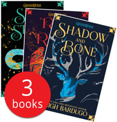 Leigh Bardugo's Grishaverse Collection - 3 Books
