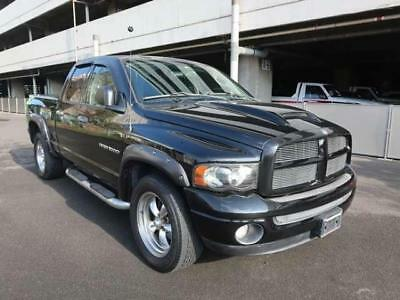 Fresh Import Dodge Ram 5.7 V8 Hemi Crew Cab Automatic Black