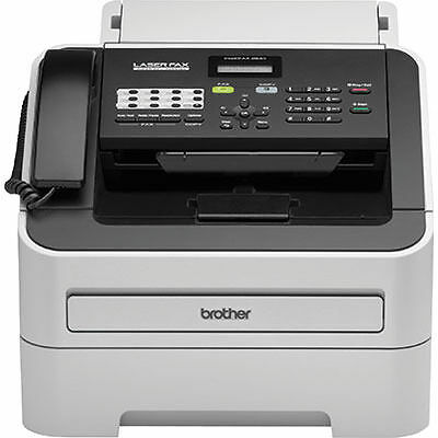 Brother Intellifax-2840 All-In-One Laser Printer Fax Machine Factory Refurbished