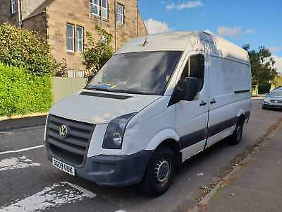 Volkswagen Crafter 2.5TDi ( 109PS ) CR35 MWB - NO VAT-