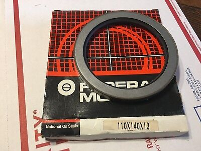 National Federal Mogul Oil Seal 110X140X13