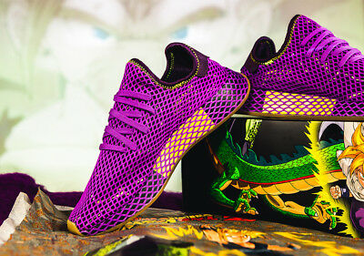 Adidas Deerupt Runner x Dragon Ball Z Sizes 7 to 12 Availables Son Gohan D97052