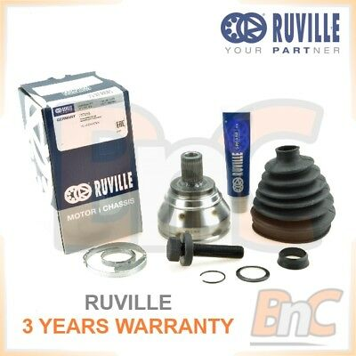 # Genuine Ruville Heavy Duty Cv Joint Kit Seat Altea Leon Toledo 3 Iii 2.0 Tdi