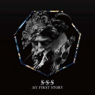 MY FIRST STORY S.S.S First Limited Edition CD DVD Japan INRC-31 4589892461251