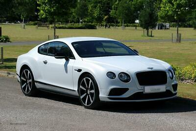 2015 Bentley Continental GT Coupe 4.0 V8 S Auto Petrol white Automatic