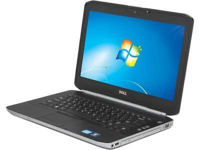 "Dell Laptop Latitude E5420 i5 2.5Ghz 4GB 250GB 14"" DVD Win 10 Pro  HDMI"
