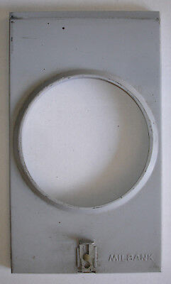 OBSOLETE ANCHOR ELECTRIC Ring Type Meter Socket Cover 12 1/4