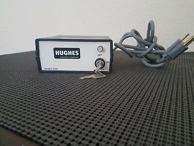 Hughes Laser Power Supply 5020 Series 5000 With Key