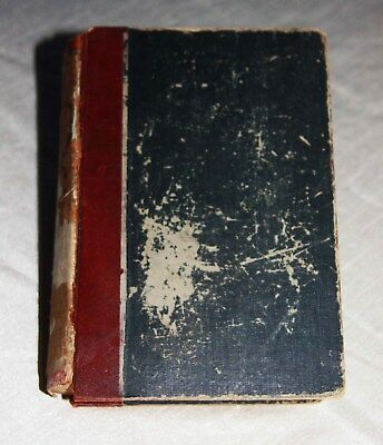 LIFE OF SITTING BULL and HISTORY OF THE INDIAN WAR SIGNED 100+ YEAR ANTIQUE BOOK