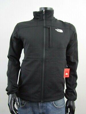 "UPDATED Mens TNF The North Face Cinder 200 FZ ""Tenacious"" Fleece Jacket Black"