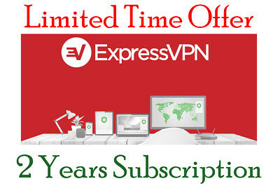 Express VPN Original VPN Account  ⭐ 2 Years Subscription ⭐ 🌟Activation Code🌟