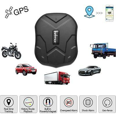 TKSTAR Hidden Vehicle GPS tracker Real Time GPS Locator Car Anti Theft Alarm MA