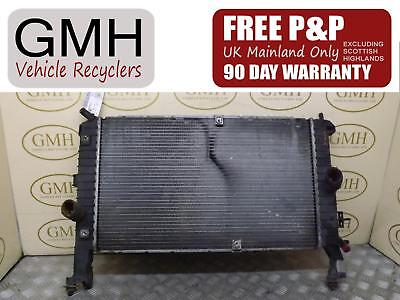 Vauxhall Meriva 1.7 Cdti Diesel Water Coolant Radiator With Ac 2002-2010 ♪