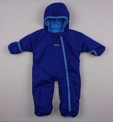 361442e38 PATAGONIA INFANT MICRO D Fleece Bunting (6M) -  29.99