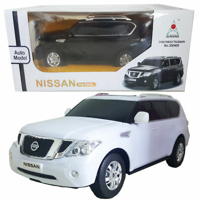 Licensed 1:24 Nissan Patrol SUV Battery Radio Remote Control RC Vehicle Play Car