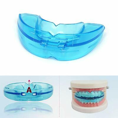 Stop Snoring Mouthpiece Sleep Apnea Guard Bruxism Anti Snore Teeth Grinding Aid