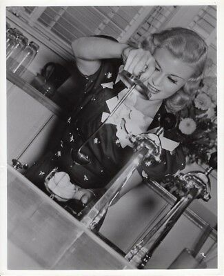 GINGER ROGERS Vintage Original Photo By MIEHLE