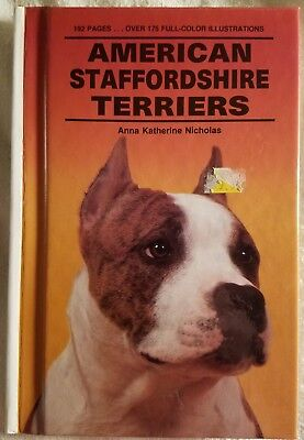 American Staffordshire Terriers Book