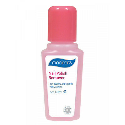 Manicare Nail Polish Remover - Extra Gentle 60Ml
