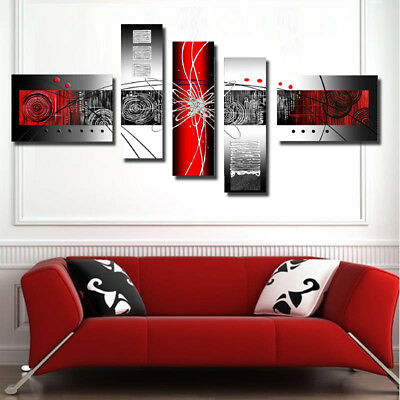 Vogue Canvas Huge Modern Home Wall Decor Art Oil Painting Picture Print No Frame