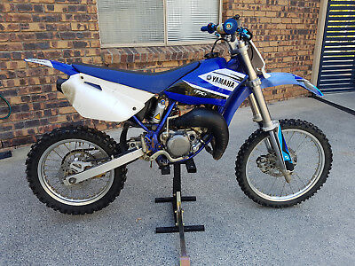 Yamaha YZ85, No Reserve, Clean tidy reliable bike, low useage, no problems