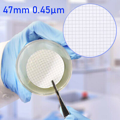 100PCS Filter Paper Qualitative Feature 20~25μm/Fast (110mm) for Buchner funnel
