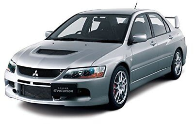 Fujimi model 1/24 inch up series No.107 Mitsubishi Lancer Evolution IX GSR