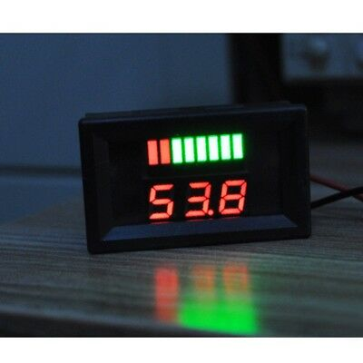 12V Car Motorcycles Smart Fast Lead-acid Battery Charger LED double Display nEW