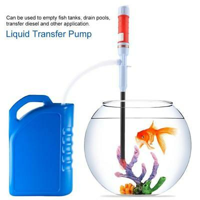 Electric Battery Operated Diesel Oil Liquid Transfer Pump Fish Tank Water Pump
