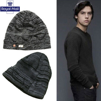 Knitted Cap New Jughead Jones Riverdale Cosplay Beanie Hat Topic Exclusive Crown