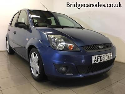 Ford Fiesta 1.4TDCI 2006 Zetec Climate only 46k full ford service history