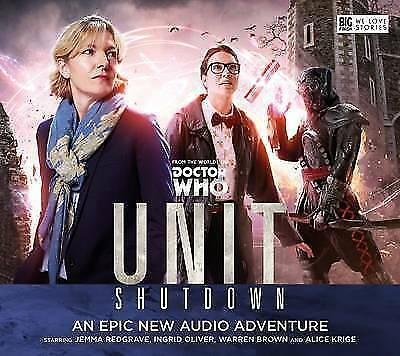 DOCTOR WHO - UNIT - Shutdown