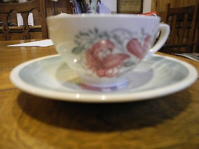 Susie Cooper Tea Cup and Saucer good condition
