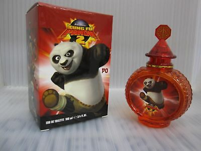 Kung Fu Panda 2 Po Edt Natural Spray 100 Ml