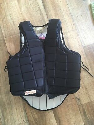 Racesafe Adults Body Protector X Small Brand New