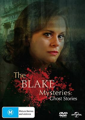 The Blake Mysteries Ghost Stories DVD Region 4 NEW