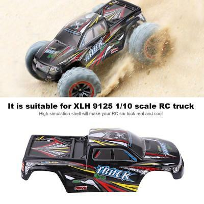 Remote Control Model Car Body Shell RC Parts for XLH 9125 1/10 Scale RC Truck