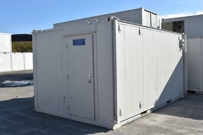 16′ x 9' Portable Buildings - 3+1 Toilet Blocks