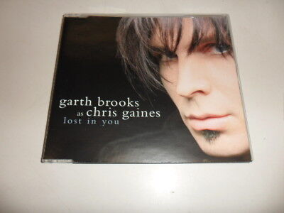 CD  Garth Brooks As  Chris Gaines  – Lost In You