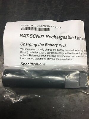 HONEYWELL BAT-SCN01 LITHIUM-ION Battery for Voyager 1202, Xenon 1902