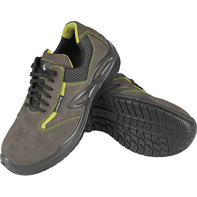 New Mens Lemaitre Safety Shoes Trainers Lace Up S3 Work Steel Toe Cap Boots