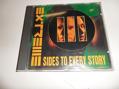 Cd  III Sides to Every Story von Extreme (1992)