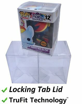 "Lot 1/2/3/5/10 Collectibles Funko Pop Protector Case for 4"" inch Vinyl Figures"