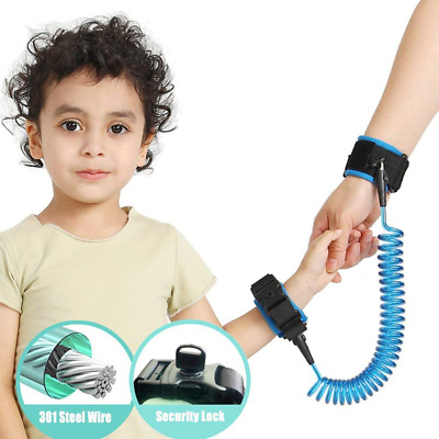Child Safety Anti Lost Wrist Link Wristband Toddler Harness Walking Hand Strap