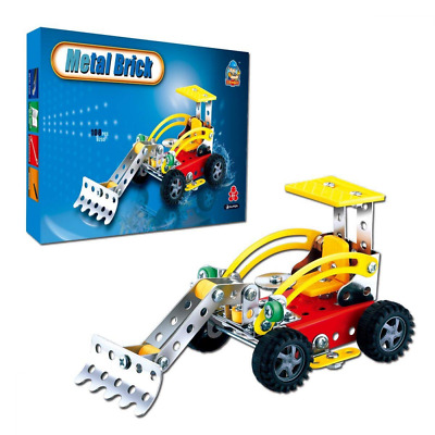 COME2LOOK 108 Piece STEM Toys Kit | Educational Construction Engineering Buildin