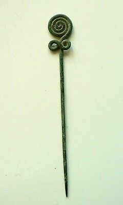 Celtic Bronze Hair Pin